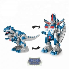 Робот-динозавр трансформер Defatoys DT-6028
