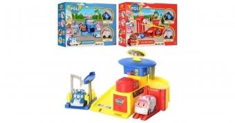 Игровой набор Робокар Поли- Поли Город XZ-300