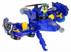 Машина-трансформер Щенячий Патруль (Чейз)