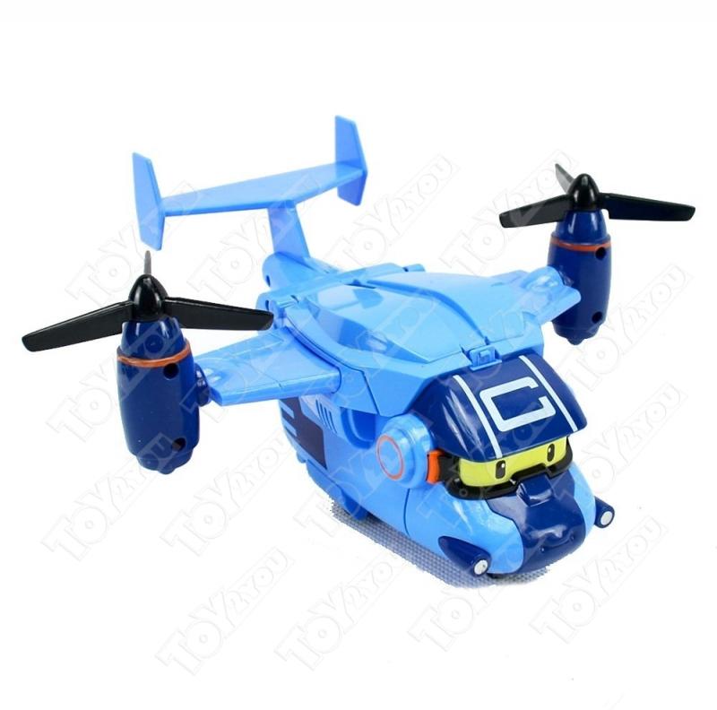"""Игрушка-трансформер """"Робокар Поли"""" - Самолетик Кэри (Robocar)"""