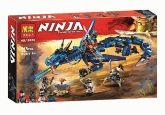 Конструктор НиндзяГо вестник бури 515 деталей BELA NinjaGo 10936