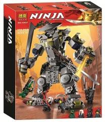 Конструктор НиндзяГо Титан Они 550 деталей BELA NinjaGo 10937