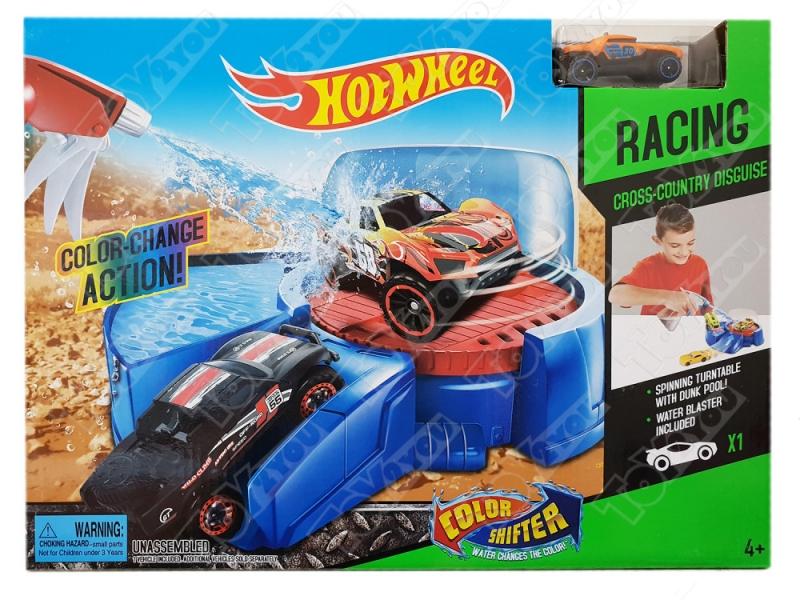 Мойка Hot Wheel Color Shifter (2703)