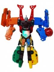 Робот трансформер Тобот мини Гига 9