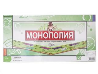Монополия Настольная игра 2030R