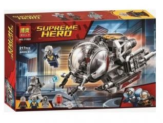Конструктор  Супергерои Исследователи квантового мира 217 деталей 76102 BELA 11022
