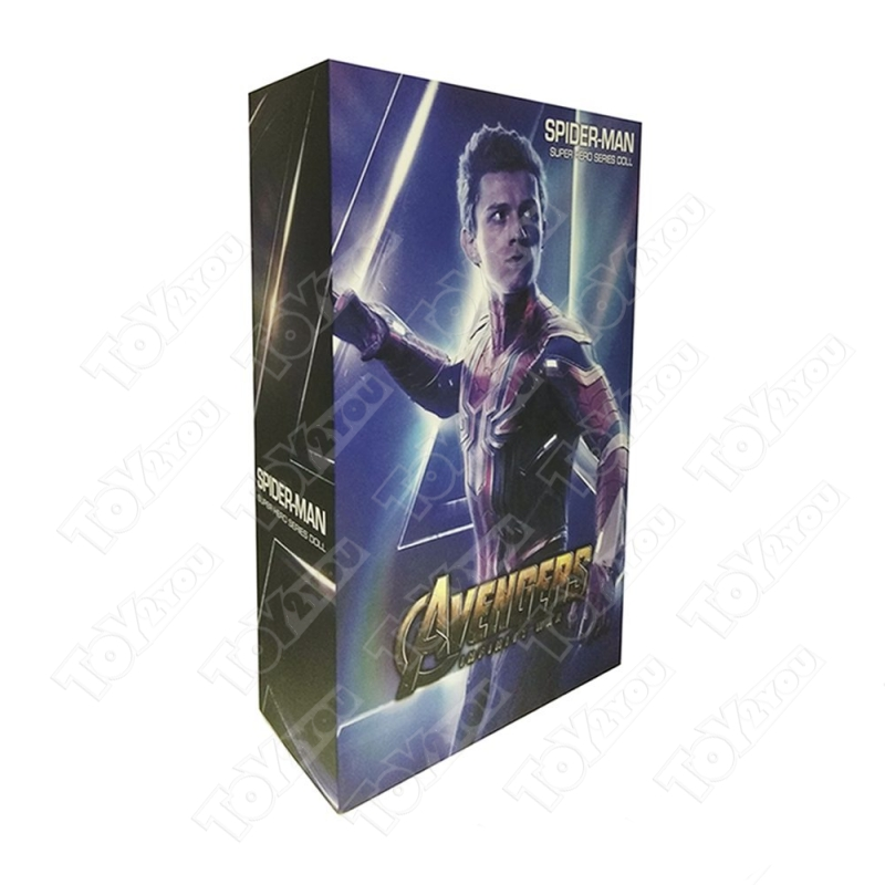 Игрушка Новый Человек Паук (Мстители) 32 см.