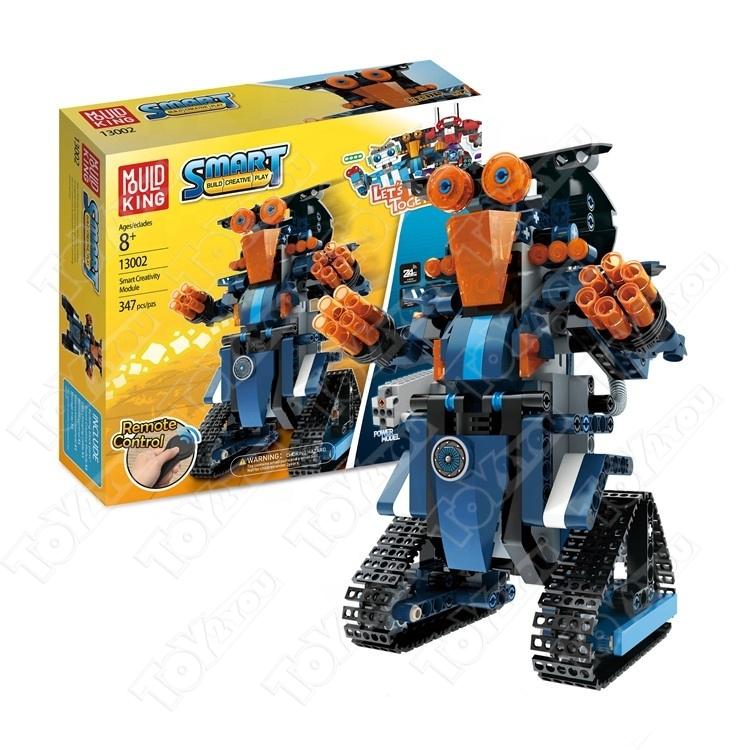 Конструктор Техникс Робот Воин Mould King 13002 (347 деталей)