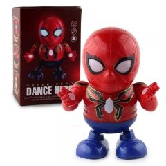 Танцующий робот Человек Паук Dance Hero Super Hero