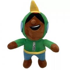 Мягкая игрушка Леон Бравл Старс (Brawl Stars) 23 см