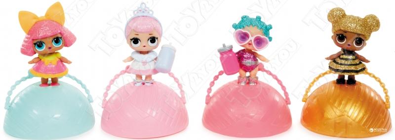 Кукла-сюрприз LOL в шарике серия 4