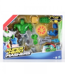 Игровая фигурка Marvel Super Hero Mashers Халк (Hasbro B0678)