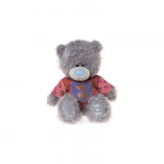 Мишка Тедди 18 см в свитере Me to You