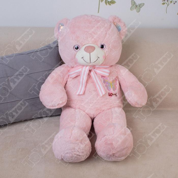 Мягкая игрушка Мишка Розовый 115см