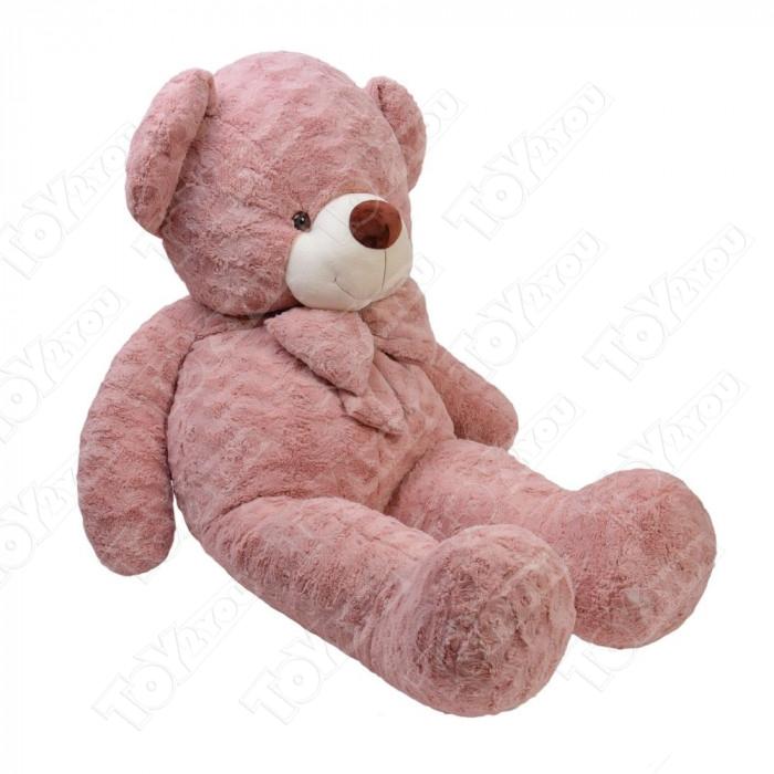 Мягкая игрушка Мишка Розовый 160см