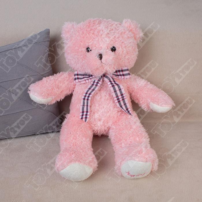 Мягкая игрушка Мишка Розовый 60см