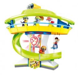 Набор игрушек Щенячий Патруль - Большой офис спасателей серия Джунгли