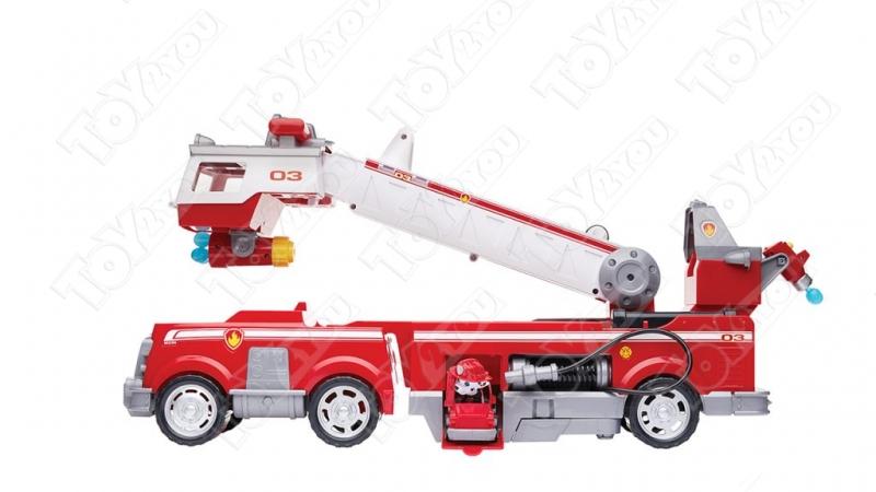 Большая пожарная машина Щенячий Патруль