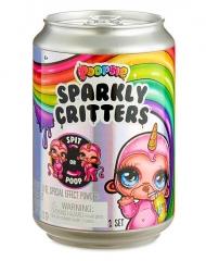 Волшебные питомцы сюрпризы Poopsie Sparkly Critters, плюющиеся или какающие слаймом