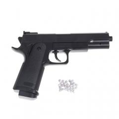 Детский пневматический пистолет Colt M1911 Rail Gun G.053