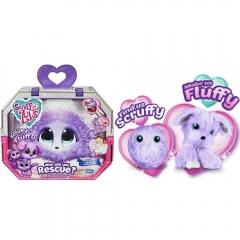 Пушистик-потеряшка (Scruff a Luvs) Фиолетовый