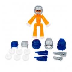 Стикбот фигурка космический воин Stikbot