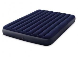 Надувной матрас-кровать, серия Dura-Beam, 152 х 203 х 25 см, двухместный