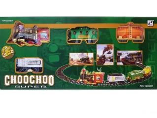 Электрическая железная дорога Choochoo