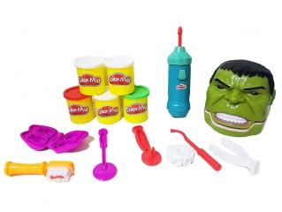 Набор пластилина «Play-Doh» Стоматолог - Зубастик Халк
