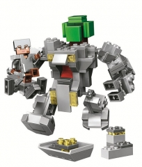 Конструктор MY World Робот Титан Майнкрафт BELA 11135 (221 детали)