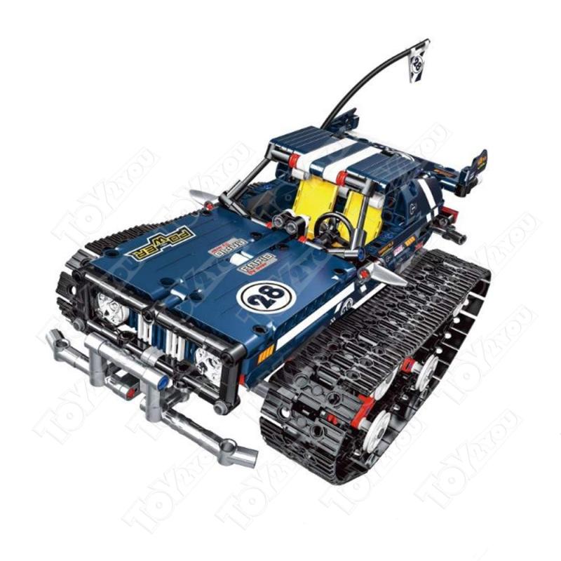 Конструктор Техникс Скоростной внедорожник синий Mould King 13025 (626 деталей) с ПДУ