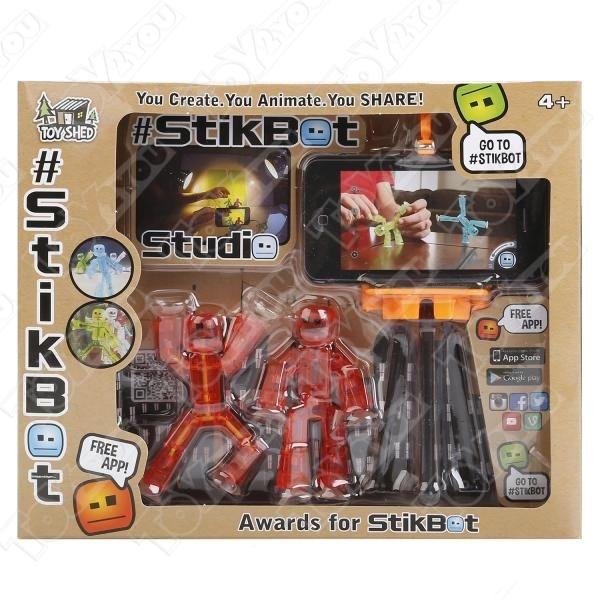 Stikbot studio mini