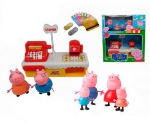 Супермаркет Свинки Пеппа
