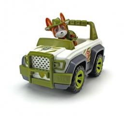 Щенячий патруль - Трекер и машинка Внедорожник