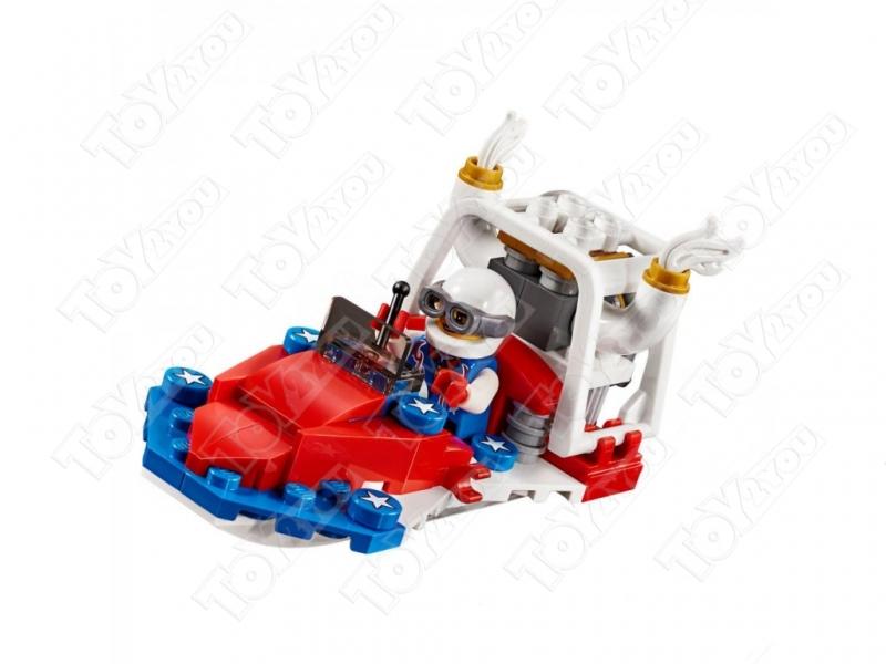 Конструктор Creator Самолет для крутых трюков 206 деталей 31076 BELA 11045