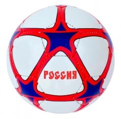 Мяч футбольный цветной Россия