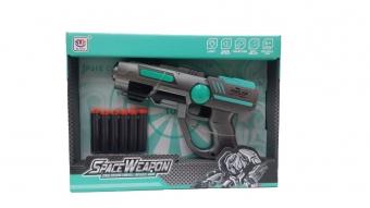 Пистолет с Пульками Space Weapone (+6 патронов)