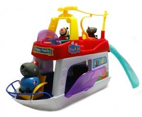 Игровой набор «Яхта свинки Пеппа»